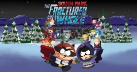 South Park: The Fractured But Whole «отправилась на золото»