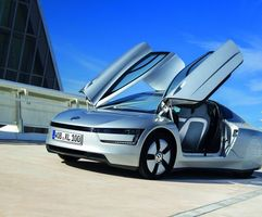 2013 Volkswagen XL1 First Drive Photo Gallery.